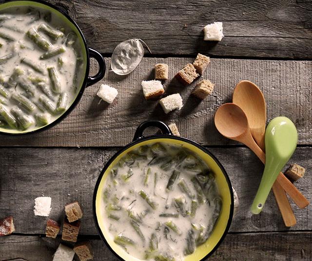 green beans dill recipe